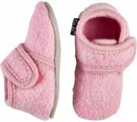 Celavi Kinder / Baby Schuhe Baby Wool Slippers Rose Melange