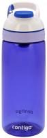 Contigo Trinkflasche Courtney Autoseal Cerulean White Blue mit 590ML Fassungsvermögen