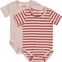 Minymo Kinder Body SS (2er Pack) Canyon Rose