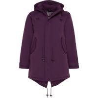 BMS HC Coat Taslan Winter Plum