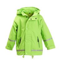 BMS Kinder Regenjacke Kids Jacke Räuberwald Pro Limette