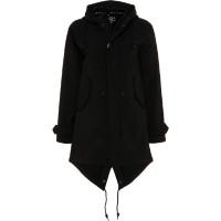 BMS Hafencity Coat Softshell Pro Schwarz