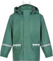 Color Kids Kinder Regenjacke Jacket Pu Bush Green