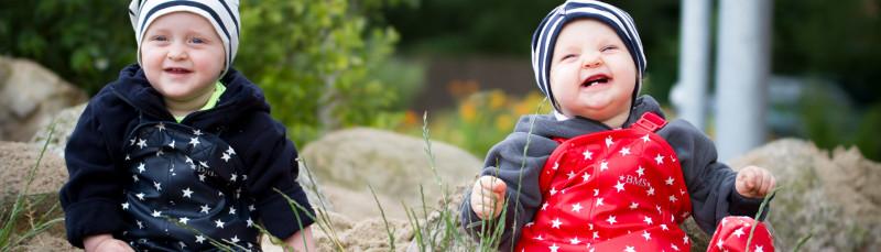 Softshell und Fleece Jacken für Kinder von BMS