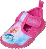 Playshoes Kinder Aqua-Schuh Meerjungfrau Pink
