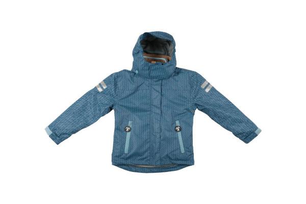 Ducksday Kinderjacke mit herausnehmbarer Fleecejacke Ranger Blue