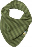 Joha Kinder Schal Green Striped