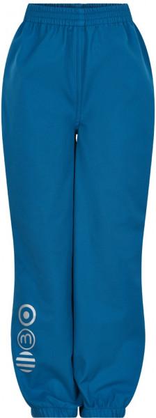 Minymo Kinder Hose Softshell Pants Solid Dark Blue