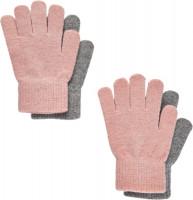 CeLaVi Kinder Handschuh Magic Gloves (2er Pack) Misty Rose