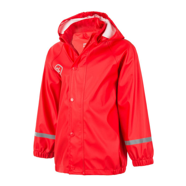 Color Kids Premium Regenjacke Racing Red