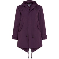 BMS Hc Coat Softlan/Lining Pflaume