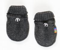 Joha Kids Baby Gloves made of 100% Cotton Coke Melange