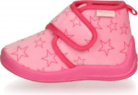 Playshoes Kinder Schuh Hausschuh Pastell Rosa