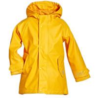 BMS Kinder Regenjacke HafenCity Coat Kids Pu/Lining Gelb