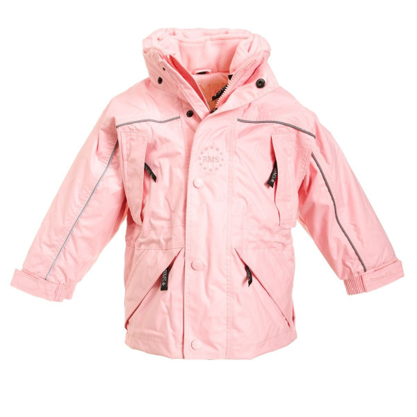 BMS Kinder Challenge Of Comfort Kids 3in1 Jacke Rosé