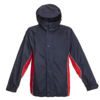 BMS Cor Comfort Sports Jacke Marine + Rot