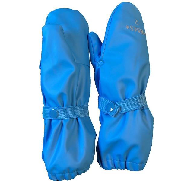 BMS Kinder Handschuhe Buddelhandschuhe Hellblau