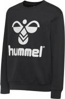 Hummel Kinder Hoodie Dos Sweatshirt Black