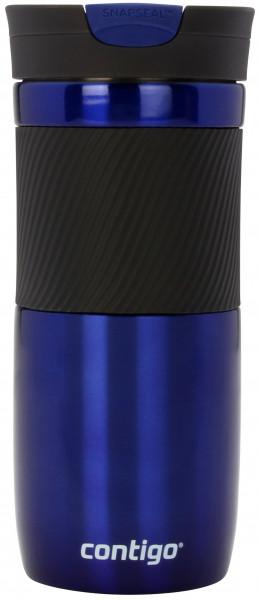Contigo Thermobecher Byron Autoseal Deep Blue mit 470ML Fassungsvermögen