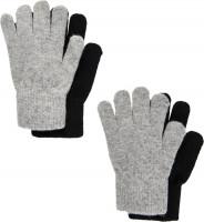CeLaVi Kinder Handschuh Magic Gloves (2er Pack) Grey