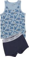 CeLaVi Jungen Unterwäsche Set Underwear Set mit Aufdruck Arona