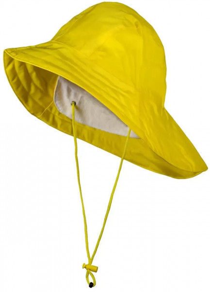 BMS Regenhut Südwester Gelb