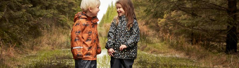 CeLaVi Kinderkleidung gemustert funktional