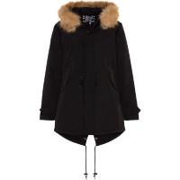 BMS HC Coat Taslan/Sorona Schwarz
